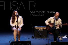 Elisa Rodríguez en clave de jazz, a trio en el Shamrock