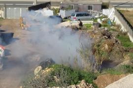 MÉS per Andratx solicita un reglamento para regular las quemas indiscriminada