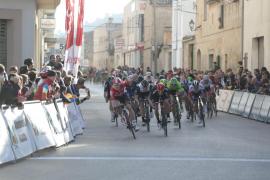 André Greipel se lleva la primera etapa de la Challenge con final en Porreres