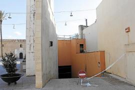 Las deficiencias obligan al Ajuntament de Campos a cerrar el párking de Can Pere Ignasi