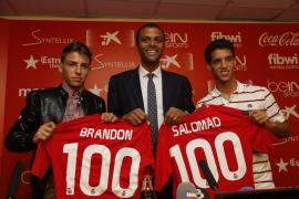 Salomao viste ya de bermellón, Brandon renueva hasta el 2019 y Ortuño será presentado este viernes