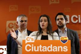 Ciudadanos pide a Sánchez que piense más en España que en su partido