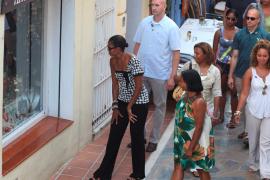 Los Reyes ofrecerán el domingo un almuerzo a Michelle Obama en Marivent