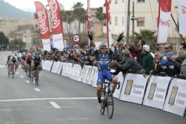 Brambilla gana en solitario la etapa entre Pollença y Andratx