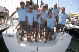 Fotogalería de las tripulaciones de la XXIX Copa del Rey
