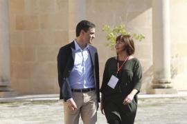 Francina juega fuerte este sábado en Madrid a favor del pacto PSOE-Podemos