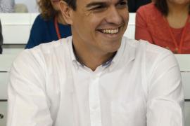 Sánchez: «El PSOE no va a indultar a Rajoy con su voto»