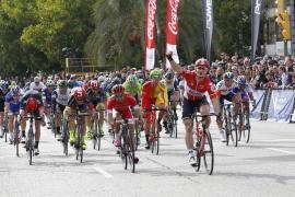 André Greipel, con doblete, cierra la Challenge Mallorca
