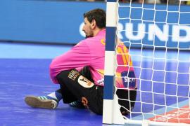 La selección española de balonmano vuelve a quedarse a las puertas del oro