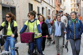 Alaró reivindica la recuperación de la antigua ruta del tranvía como vía verde