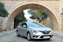 Nuevo Renault Megane, modelo que convence desde el minuto uno
