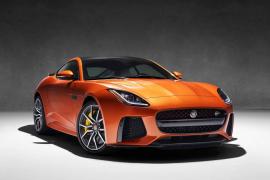 El nuevo Jaguar F-TYPE SVR debutará en Ginebra