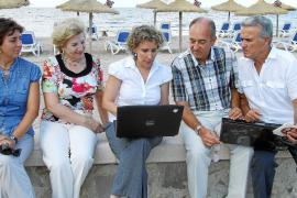 Las playas de Cala Major, Cala Estància y Ciutat Jardí tienen wi-fi gratis