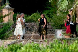 Jorge Dezcallar y Teresa Eça se han casado
