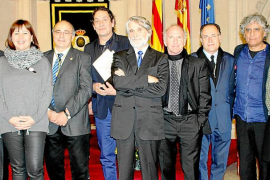 Villaronga, Medalla de Honor de Belles Arts