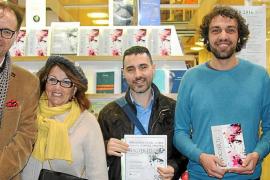 Jordi Folck presenta su libro