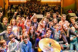 El Campus Rock Manacor muestra el talento de 23 jóvenes músicos