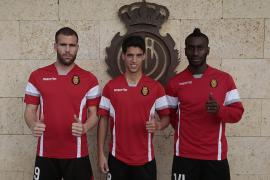 El Mallorca remueve el mercado en busca de goles, muy cotizados en Segunda