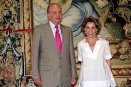 Antich asegura que ha visto al Rey «muy en forma»  y «tan contento como siempre» de estar en Balears