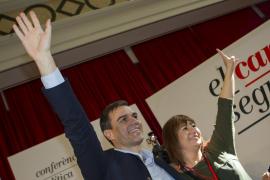 El PSIB alienta a Sánchez para que pacte con Podemos y presente su proyecto al Congreso