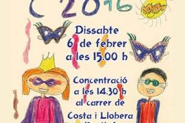 La Platja de Palma celebra su desfile de carnaval 2016