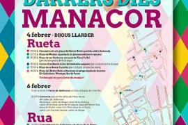 'Dijous Llarder', Rua y Rueta 2016 en Manacor