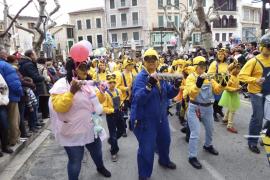 Carnaval 2016 en Sóller