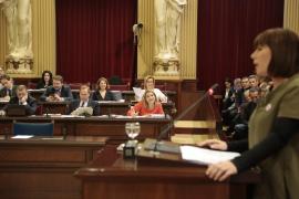 Armengol: «Queremos crecer pero hay  que hacerlo de manera más justa y equitativa»