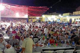 La barra de las fiestas de Santa Eugènia, sin control