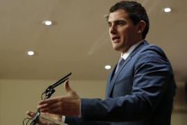 Rivera reitera su apuesta por un gobierno de transición