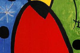 Miró supera los siete millones de euros en una floja subasta en Londres