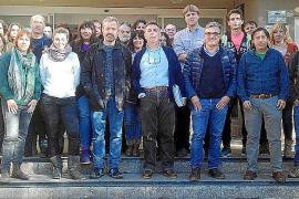 Compañeros del profesor de Inca denunciado le expresan su apoyo