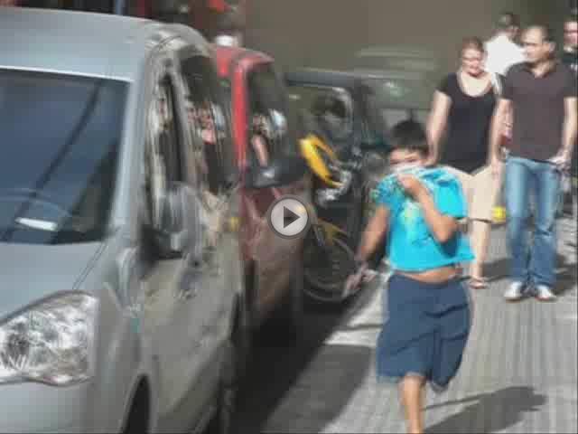 Un bombero de Palma muere en el incendio de un bar en la calle Andreu Feliu