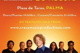 Simply Red regresa a Palma con la gira 'Big Love'