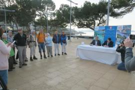 Calvià y los hoteleros de Peguera animan a los turistas a reforestar bosques y limpiar la costa
