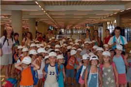 Son Sant Joan recibió el pasado año más de 4.000 visitas guiadas