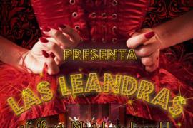 'Las Leandras', revista musical en la Sala Dante