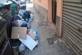 Voces de Pere Garau piden a Cort que actúe ante las deficiencias de limpieza