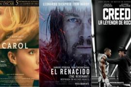 Las nominadas a los Oscar 'El Renacido' y 'Carol', los estrenos de cine en Mallorca