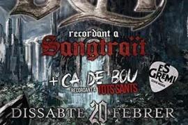 El heavy rock catalán de LGP, reencarnación de Sangtraït, recala en Es Gremi