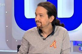 Iglesias insta a Sánchez a abandonar la tentación de pactar con las derechas