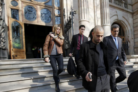 El juez suspende la entrada en prisión de Mascherano tras su condena por fraude
