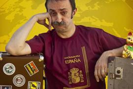 Santi Rodríguez recala en el Fesjajá 2017 con el show 'Como en la casa de uno... (en ningún sitio)'