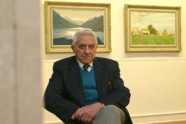 Fallece el pintor y farmacéutico Nicolás Forteza, retratista de paisajes