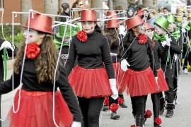 Los 'juegos de siempre', muy presentes en carnaval