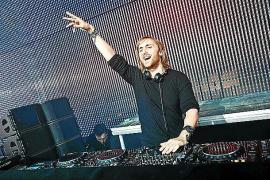 David Guetta regresará en agosto a Mallorca con su lista de éxitos internacionales