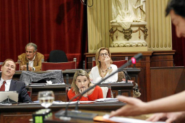 El PSIB y Més se temen una 'pinza' de Podemos y  PP en la votación de la ecotasa