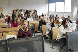 La UIB acoge los exámenes para casi 300 plazas de sanitarios especializados