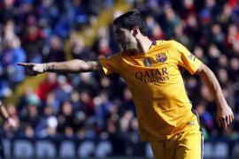 El Barça dio un paso adelante ante un buen Levante