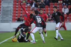 El Mallorca se desinfla ante el Athletic